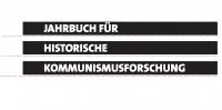 Logo: Jahrbuch für Historische Kommunismusforschung
